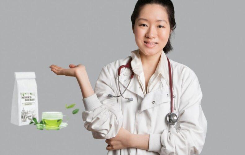 """""""Monk's Secret"""" žolelių mišinys diabetui ir detoksikacijai"""